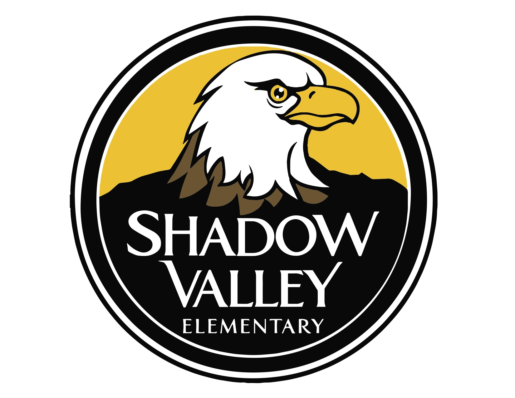 Shadow Valley Elementary School Logo